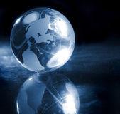 """Постер, картина, фотообои """"Глобус, экологическая ответственность"""""""