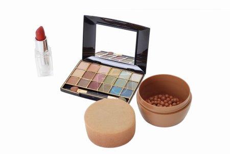 Photo pour Maquillage cosmétiques - image libre de droit
