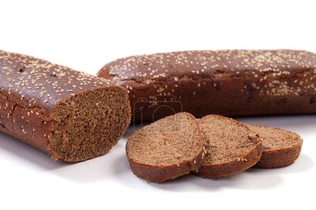 Brown long loaf