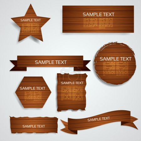 Wood Elements Collection