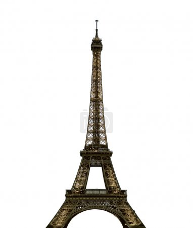 Photo pour Paris tour eiffel - image libre de droit