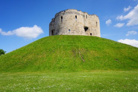 Clifford's Tower at York