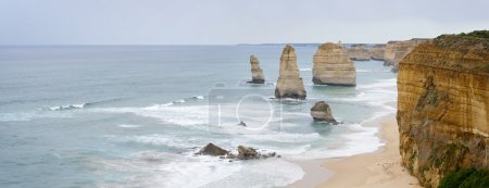 On the Great Ocean Road, Australia