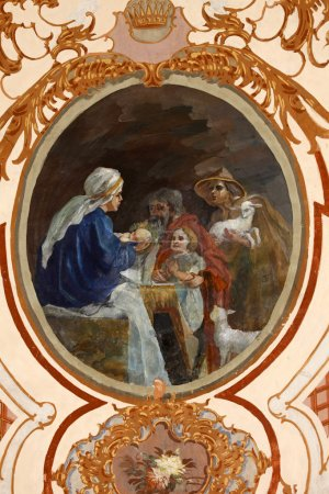 Nativity Scene, Adoration of the Shepherds