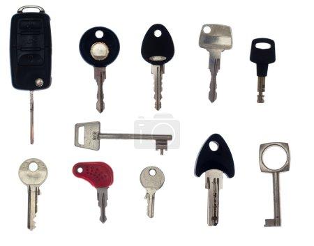 Series of keys