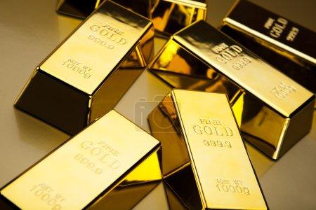 Gold bullion