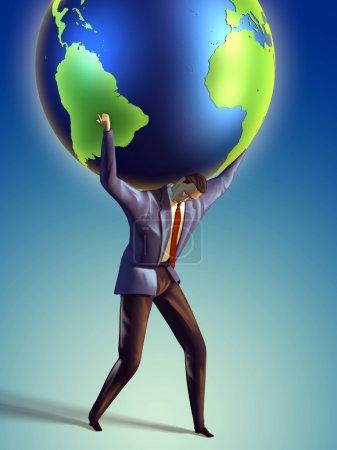 Earth lifting