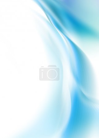 Photo for Soft blue background - Royalty Free Image
