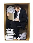 Podnikatel v těsné úřadu