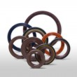 Various sized rubber / silicone simmerings (seals)...