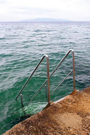 Stairway to sea