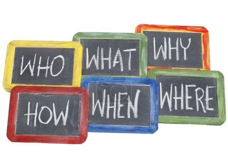 Brainstorming questions