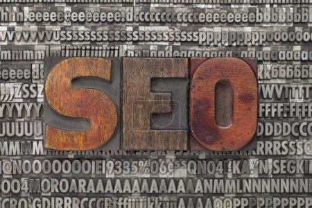 SEO - optimisation des moteurs de recherche