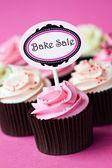 Cupcakes per una vendita di torte