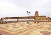 Zdi a hřbitov Velké mešity kairouan, Tunisko