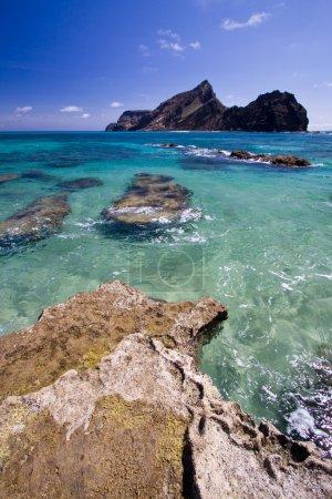 Ilheu de Baixo island, Madeira islands