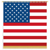 Usa wall hanging