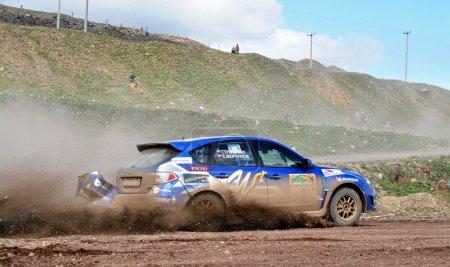Rally Southern Ural 2008