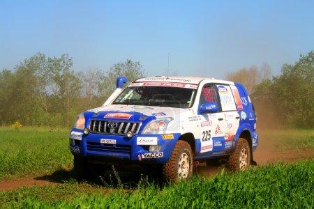 Rally Transorientale 2008