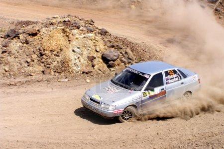 Rally Southern Ural 2011
