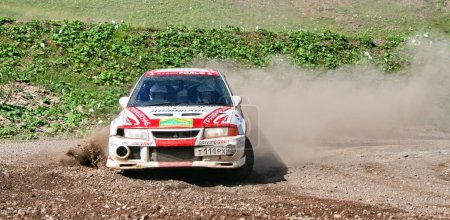 Rally Southern Ural 2008