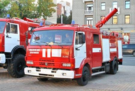 Пожарной безопасности 2009 Уфа