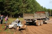 Cross-country buggy race