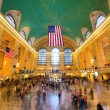 Grand Central Station in New York City...