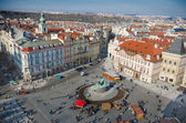 Kinsky Palace and Old town square, Prague
