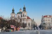 St. Nicholas Church, Staromestska Namesti, Prague