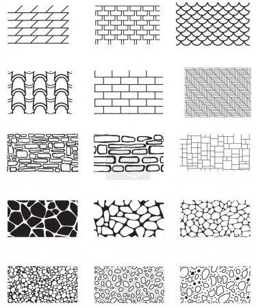 Building texture