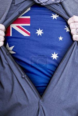 Australian Businessman