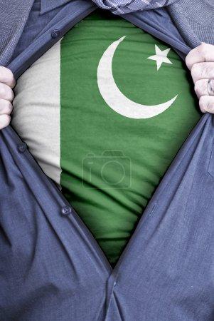 Pakistani Businessman
