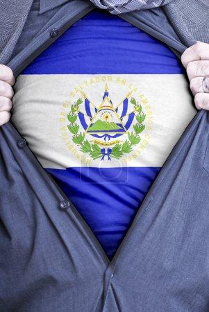 Salvadoran Businessman