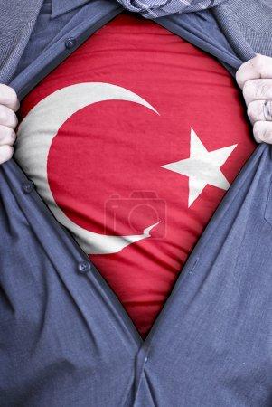 Turkish Businessman