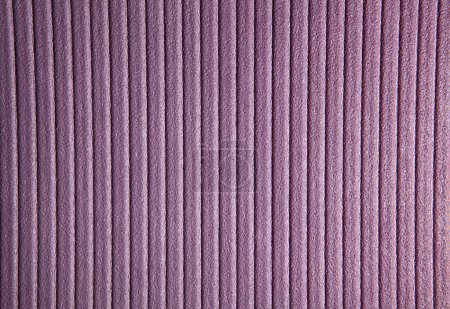 Photo for Background textured violaceous wallpaper from constructional material - Royalty Free Image
