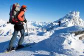 Zimní horolezectví