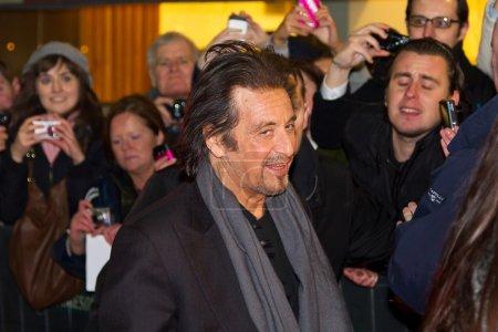 Al Pacino attend at premiere