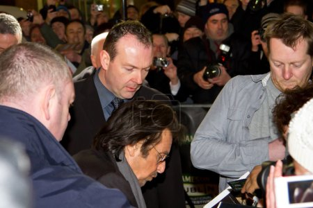 Al Pacino attend at premiere