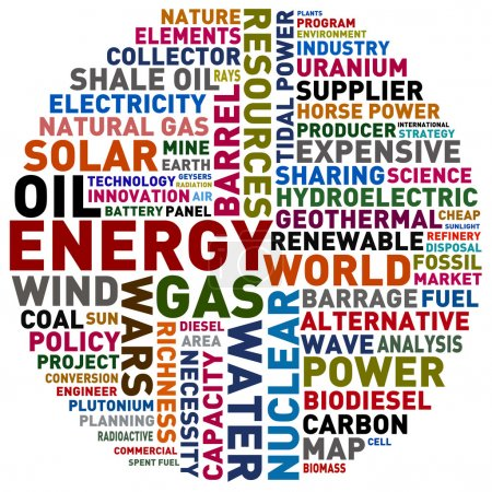 Energy words...