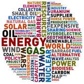 Energy words