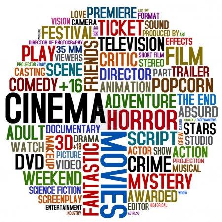 Cinema words