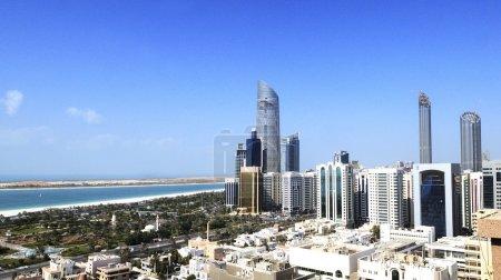 Abu Dhabi city