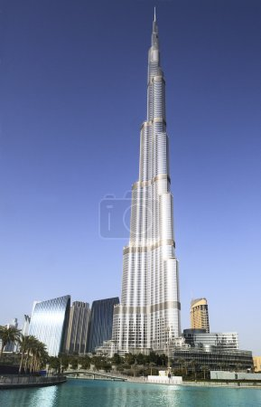 Burj Khalifa Duba• United Arab