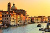 """Постер, картина, фотообои """"великий канал в Венеции, Италия"""""""