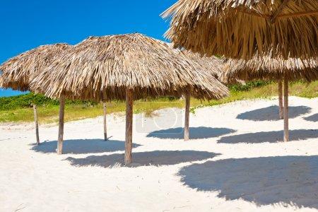 La hermosa playa cubana de Varadero