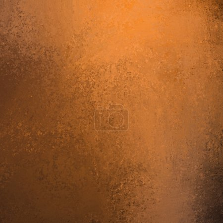 Orange copper background