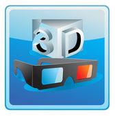 3D cinema brýle