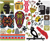 Mix of vector images vol48