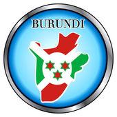 Burundi Round Button